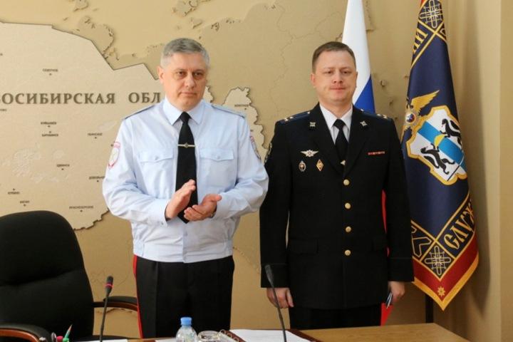 Главный следователь новосибирской полиции может лишиться должности из-за уголовных дел