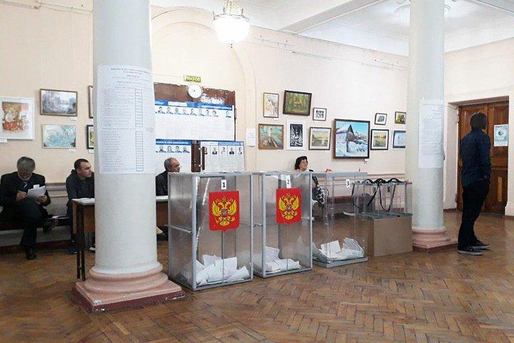 Единый день голосования в Сибири-2019: онлайн