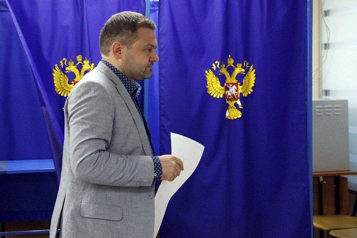 Бойко набирает около 20% на выборах мэра Новосибирска