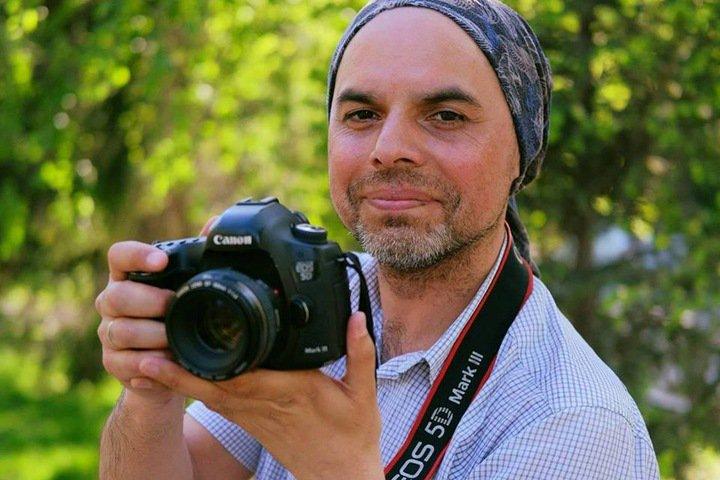 Полиция задержала новосибирского фотографа под предлогом съемки «не тех, кого нужно»