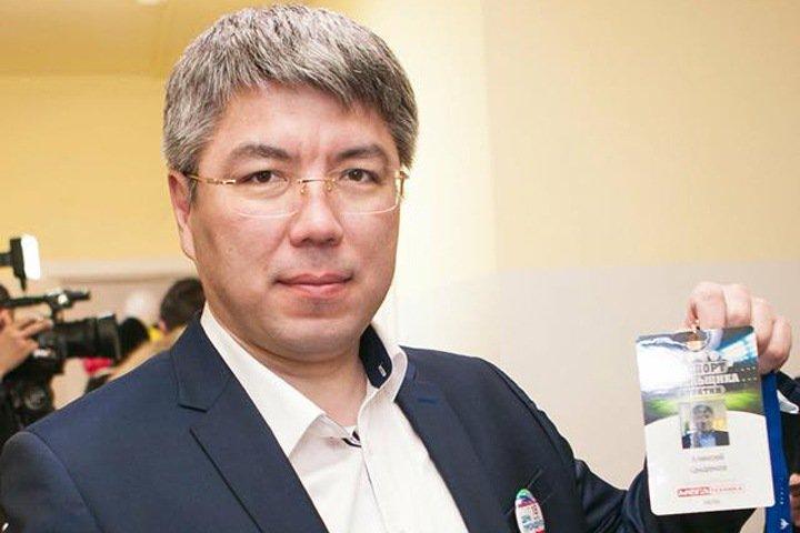 Цыденов «подумает» над посещением протестного митинга в Улан-Удэ, куда его позвал сенатор Мархаев