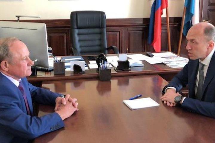 Назначенный врио губернатора Алтая взял в команду обвиняемого в хищениях экс-мэра