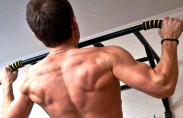 Как в домашних условиях накачать пресс, мышцы рук и спины?