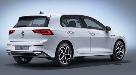 Новый Volkswagen Golf рассекречен