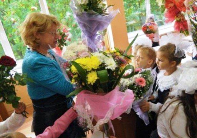 День учителя отмечают в этом году 6 октября