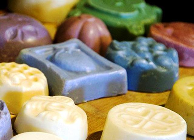 Как сделать натуральное мыло в домашних условиях?