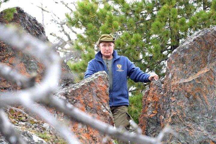 Растерянный Путин и государство. Кто отвечает за пожары и потопы в Сибири