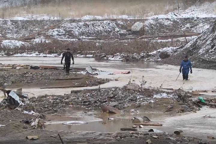 Найден пропавший у красноярских золотодобытчиков сейф