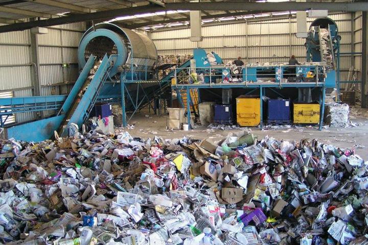 Ученые создают устройство для распознавания российского мусора