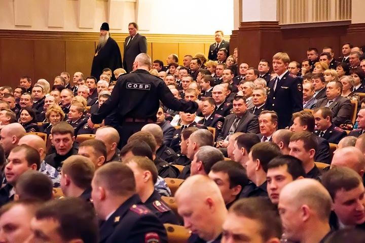 Сотни ставок полицейских сократят в Сибири