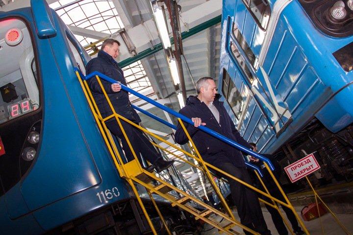 Новосибирские власти отменили конкурс на строительство станции метро «Спортивная»