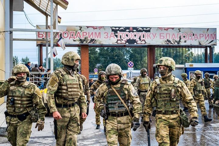 Полиция задержала 50 человек на Хилокском рынке Новосибирска