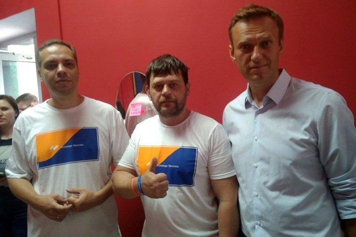 Дело завели на барнаульского координатора штаба Навального после обысков