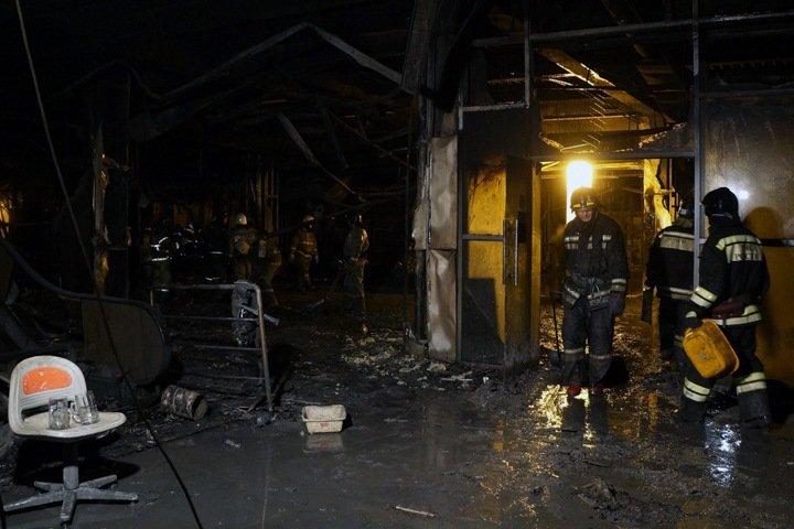 Обвиняемых по делу «Зимней вишни» отпустили из СИЗО