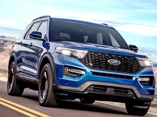 Почему упали продажи на новый Ford Explorer?