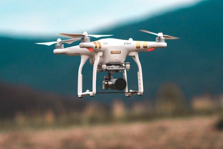 Томские инженеры создали охотника за дронами
