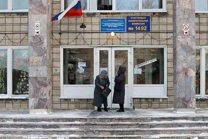 Явку более 80% показали на муниципальных выборах в Кузбассе