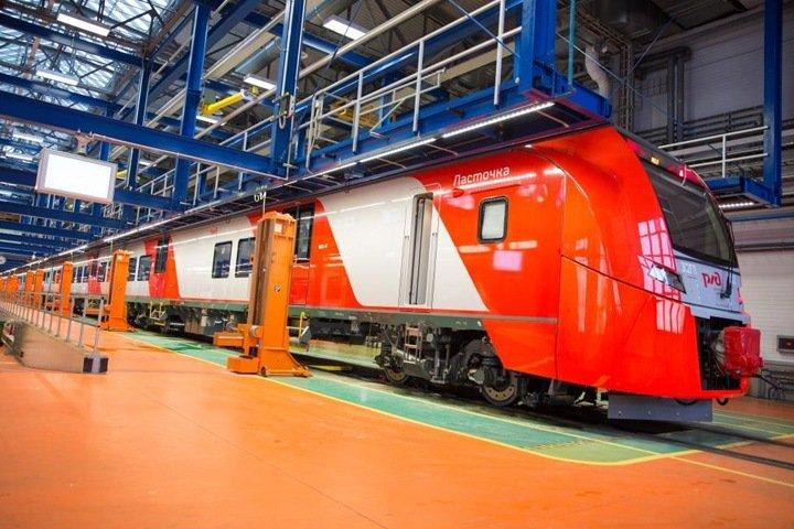 РЖД запустит «Ласточку» из Новосибирска в Барнаул в 2020 году