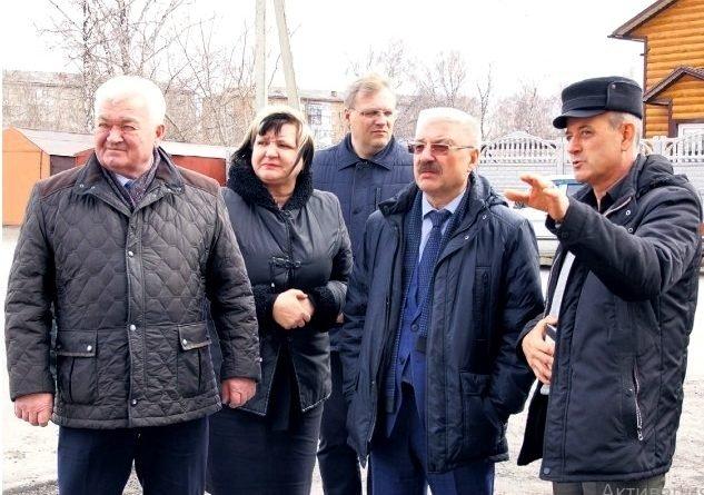 Глава Новосибирского района подал в отставку
