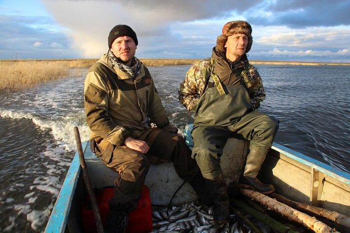 Константин Терещенко: «Рыбак, как хлебопек — профессия теплая»