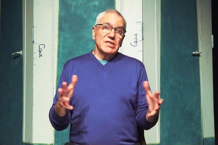 Новосибирский режиссер Сергей Афанасьев объявил об уходе из своего театра