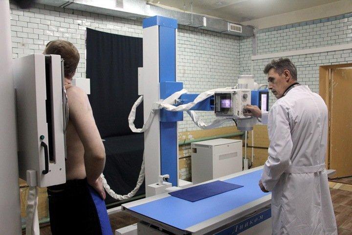 Новосибирский минздрав начал ремонт флюорографа в Искитиме после публикаций СМИ