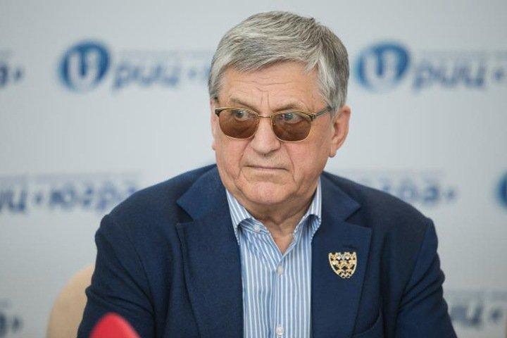 Олимпийский чемпион Тихонов поддержал отстранение России от мировых соревнований