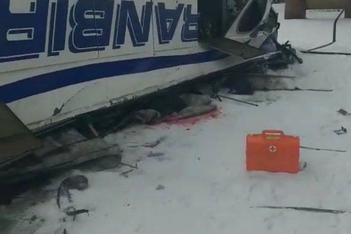 Автобус упал с моста в Забайкалье. Сообщается о 20 погибших