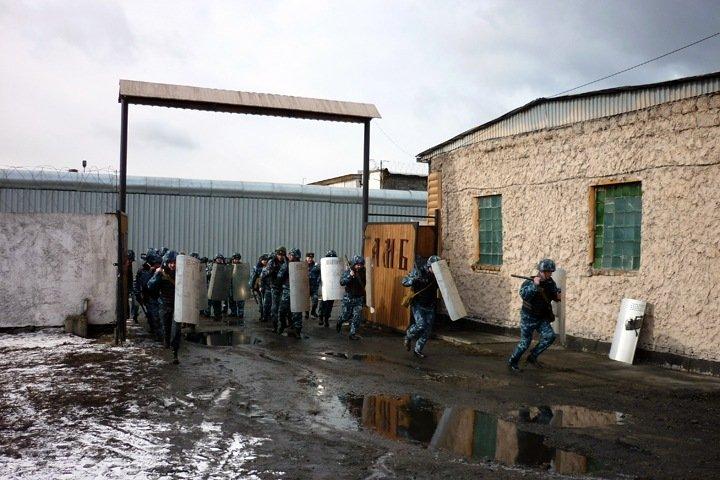 СК начал проверку избиения в новосибирской колонии. Правозащитники заявили о голодовке 130 заключенных