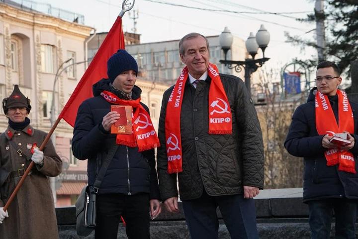 Левченко и обком КПРФ прокомментировали смену власти в Иркутске