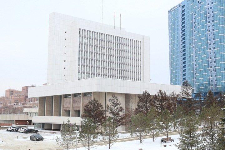 Заксобрание «поправило» новосибирский бюджет