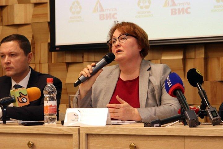 «Тариф абсолютно точно не повысится». Группа «ВИС» подвела итоги работы в Новосибирской области