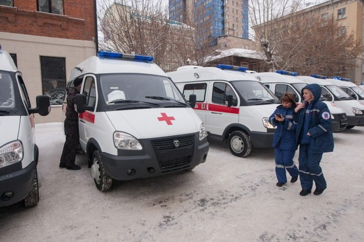 Сотрудники скорой помощи выйдут на массовый пикет в Новосибирске