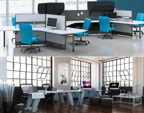 Какая должна быть мебель в офисе