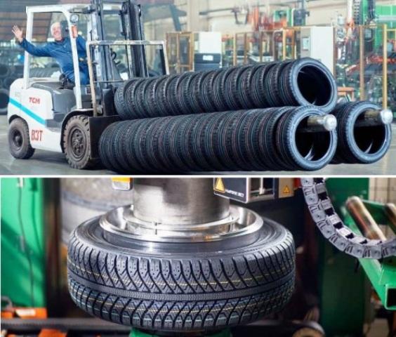 Почему шины Росава популярны среди автолюбителей