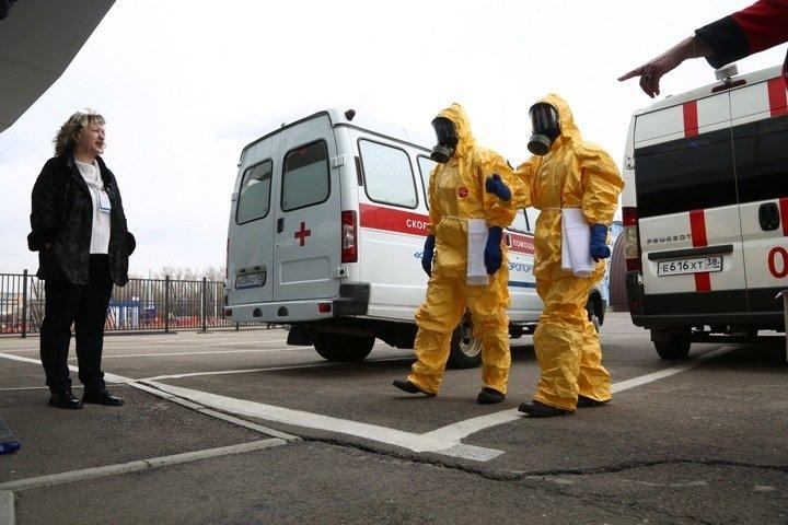 Гражданин Китая госпитализирован в Иркутске с подозрением на коронавирус