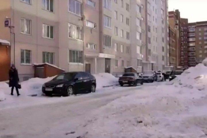 Локоть нашел объяснение не убранным от снега улицам