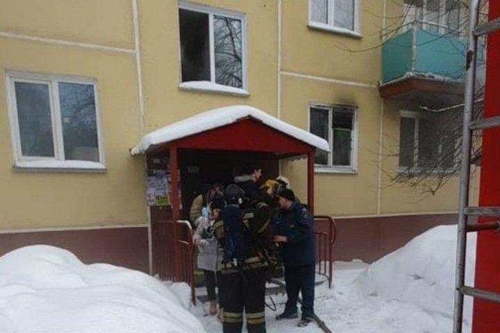 Пенсионерка с сыном погибли при пожаре в новосибирском Академгородке