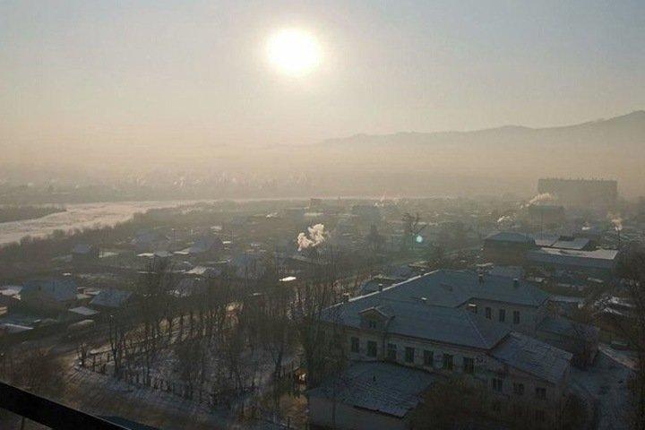 Тысячи жителей Читы считают ситуацию в городе «экологической катастрофой»