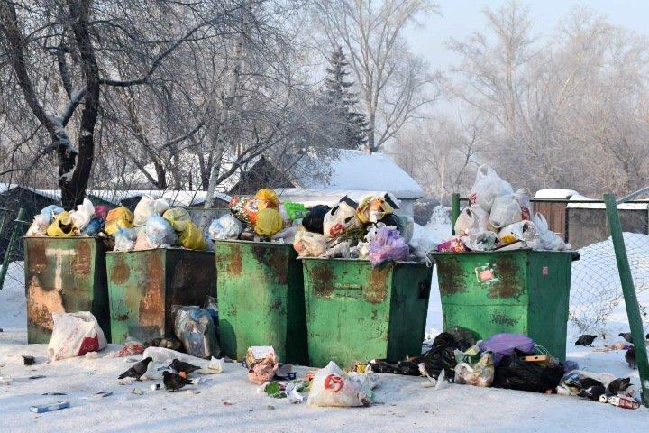 Регоператор прекратил вывоз мусора в Кузбассе