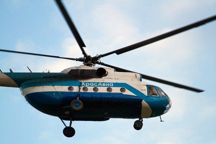 СК начал проверку после аварийной посадки вертолета с детьми на Таймыре