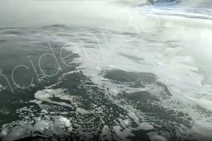 Горводоканал Иркутска сливает жидкие отходы в Ангару