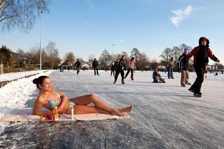 Аномальное потепление ожидается в Красноярском крае