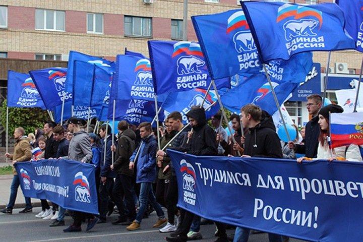 Единороссы предложили ликвидировать оппозиционные партии