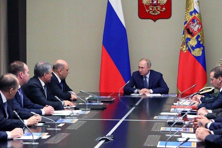 Что задумал Путин? Башни должны быть одной высоты
