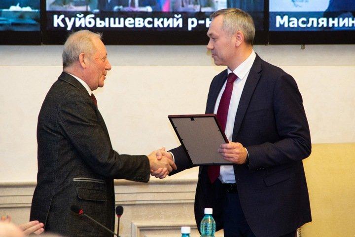 «Депутаты — разные люди»: Травников объяснил выборами идею о ликвидации новосибирского центра поддержки бизнеса