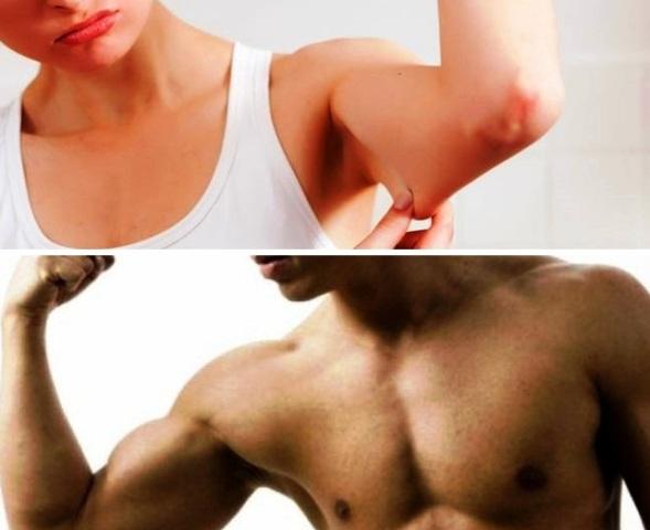 Как держать в тонусе мышцы без упражнений