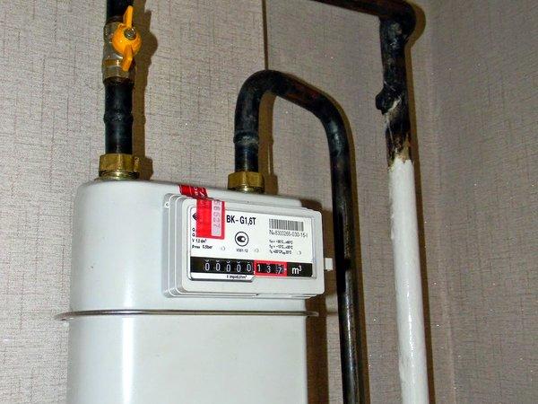 Установка газового оборудования и документация