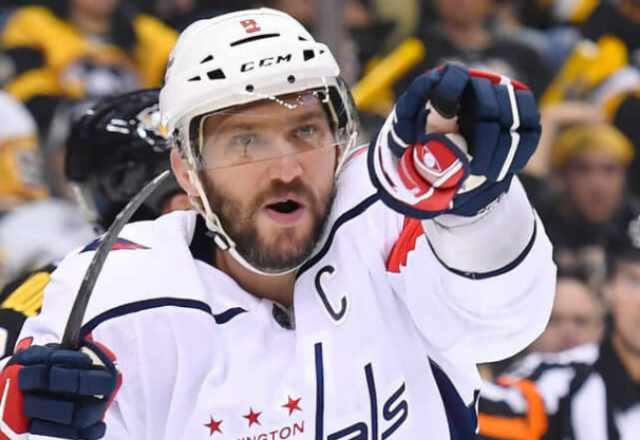 Гол Овечкина стал самым красивым в истории НХЛ