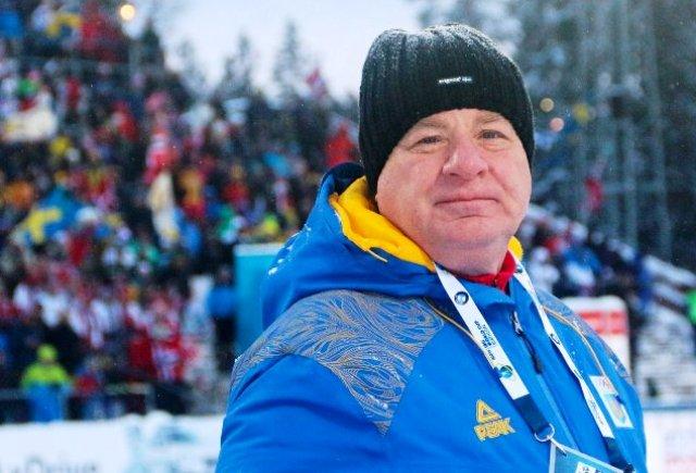 Почему у российского тренера была украинская аккредитация